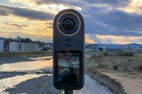 8K/10bit撮影可能な6万円台の360°カメラ「QooCam 8K」レビュー