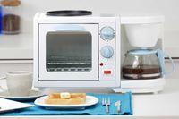約5分で朝食完成! 「3WAYモーニングセットメーカー」がけっこう使える