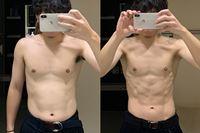 3か月で腹筋を割ってみた! 29歳酒クズ男子がマジ肉体改造に挑戦【前編】