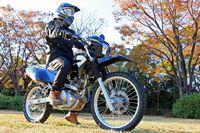 操るおもしろさにハマる! カワサキのオフロードバイク「KLX230」の魅力を語らせてくれ!!