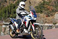 電子制御サスペンション装備の新型アフリカツインに試乗。これは最高のツーリングバイクかも!
