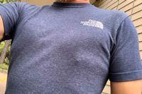 部屋着としても大活躍! ザ・ノース・フェイスのTシャツは汎用性抜群だった