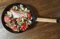 あのバーミキュラからフライパン登場! 炒め物も煮物も激ウマに作れます