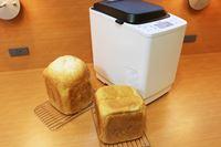 形も食感も違う! 山型食パンと角食パンが焼けるタイガーのホームベーカリー「KBY-A100」