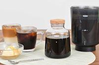 濃縮コーヒーが手軽に楽しめる「コールドブリュー濃縮コーヒーメーカー」