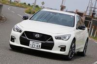 """スカイライン史上最高の""""405PS""""を誇る「400R」に試乗!"""