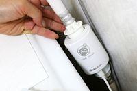 生乾き臭が消えた! 洗濯機につなぐだけで抗菌・防臭できる「銀イオンホース」の効果に感動!!