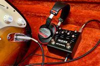 ご自宅ギタリストの強い味方!「アンプシミュレーター」はハードならではの便利さがイイ