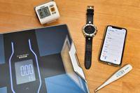 スマートフォンを活用して体調管理! 日々の活動量や身体データなどを記録