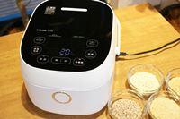 煮汁を捨てる手間なし! 普通に炊くだけで糖質約20%減になる「ヘルシーサポート炊飯器」とは?