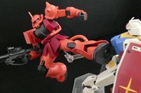 """「HG シャア専用ザクII」がリバイブ! 革新的に進化した""""赤い彗星""""を組み立てレビュー"""