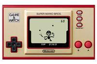 スーパーマリオ35周年! ゲーム&ウオッチ復活にマリオ新作発表