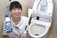 """ズボラさんでも続けられる! """"とにかくラク""""なトイレの掃除方法"""