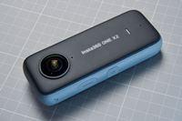 10m防水、5.7K画質の360°カメラ「Insta360 ONE X2」最速レビュー