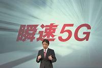 ドコモの5Gは2023年末に、5G専用周波数帯で人口カバー率70%達成を予定