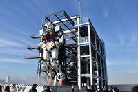 """ついに「実物大ガンダム」が動いた! """"感動の13分間""""を横浜の新施設で目撃せよ"""