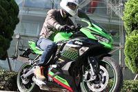 公道で存分に楽しめる4気筒スーパースポーツ! カワサキ「Ninja ZX-25R」がおもしろい!!