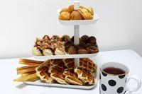 10種のお菓子が作れる「チュロスメーカー」で、優雅なおうちアフタヌーンティーを!