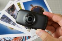 16,480円で買えるスマホ向け360°カメラ「QooCam Fun」の実力を試す