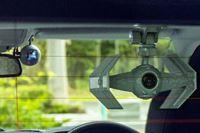 帝国軍が愛車を守る!? 「スター・ウォーズ ドライブレコーダー」をテストレビュー