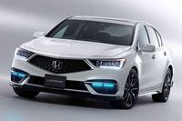 運転中に動画が見られる、ホンダ 新型「レジェンド」発売。自動運転レベル3の技術を搭載