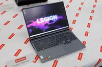 レノボ、Ryzen 7とRTX 30搭載のゲーミングノートPC「Legion 560 Pro」。画面は16:10の16型