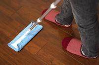 ズボラな掃除嫌いが考えた! できるだけラクに「床」を掃除する方法