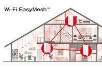 バッファローのWi-Fi 6対応ルーター・中継機すべてが「Wi-Fi EasyMesh」に対応。新モデル2機種も