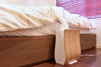 家具っぽいデザインのマットレス布団乾燥機! 見た目も性能も兼ね備えた「カラリエ」新モデル