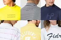 ゴルフをもっとカジュアルに! 襟なしのモックネックシャツ12選