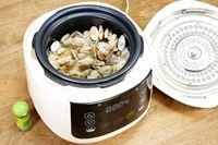 電気圧力鍋ならご飯レシピも簡単&早い! 海のうま味たっぷりピラフ【動画】