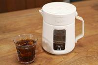 約5分で水出しコーヒーが作れる! グリーンハウスのコールドブリューコーヒーメーカー