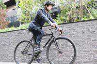 自転車通勤に最適なワークウェアスーツ「WWS×417 for CYCLE BASE ASAHI」を試す!