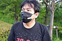 """息苦しさ解消! """"マスクに付ける扇風機""""を使ってみたら快適だった!"""
