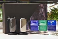 吸い応え超強化! JTの新・加熱式タバコ「Ploom X(プルーム・エックス)」実機レポート