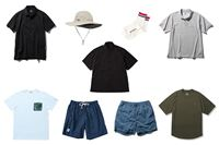 冷感、防臭、速乾! 人気アウトドアブランドの夏向け機能派アパレル9選