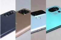 5万円前後で買えるFeliCa搭載5G対応スマートフォン4機種比較