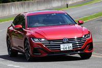 VW「アルテオン」へ追加された新モデル「シューティングブレーク」に試乗