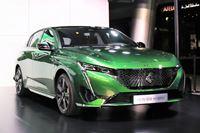 プジョー 新型「308」日本初披露!2022年に「308SW」とともに日本導入予定