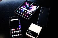 防水・おサイフケータイ対応、折りたたみスマホ「Galaxy Z Fold3 5G」「Galaxy Z Flip3 5G」日本上陸