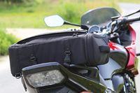 バックパックになるバイク用シートバッグが便利すぎる! Elut「3WAYシートバッグ」