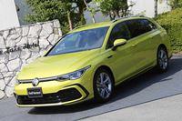 VW 新型「ゴルフヴァリアント」、5ドアハッチの「ゴルフ」との違いを比較!