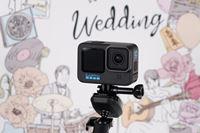 結婚披露宴の高砂に「GoPro」を置いたらおもしろかった! 最近はやりの家族婚・少人数婚にイイ