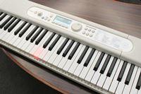 大人気のカシオ「光ナビゲーションキーボード」がスリム&シンプル化! 置きやすくて使いやすい