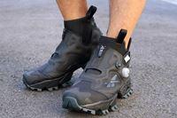 名作「インスタポンプフューリー」がGORE-TEX付きブーツに! 履いてみた