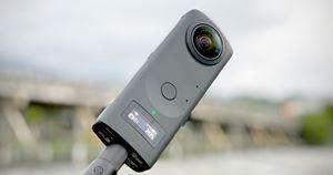 高級志向の360°カメラ、リコー「THETA Z1」の動画性能をチェック!