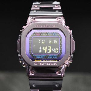 「G-SHOCK」9月発売モデルを一挙紹介! 紫の「フルメタルスクエア」に刮目せよ