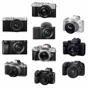 《2021年》初心者におすすめのデジタル一眼カメラ! 高コスパな人気11機種を厳選
