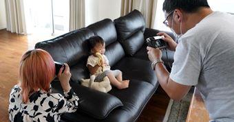 プロに教わる「子ども写真」をかわいく撮る方法