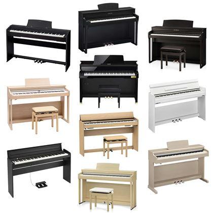 《2021年》おすすめの電子ピアノ13選! 初心者向けから本格派モデルまで